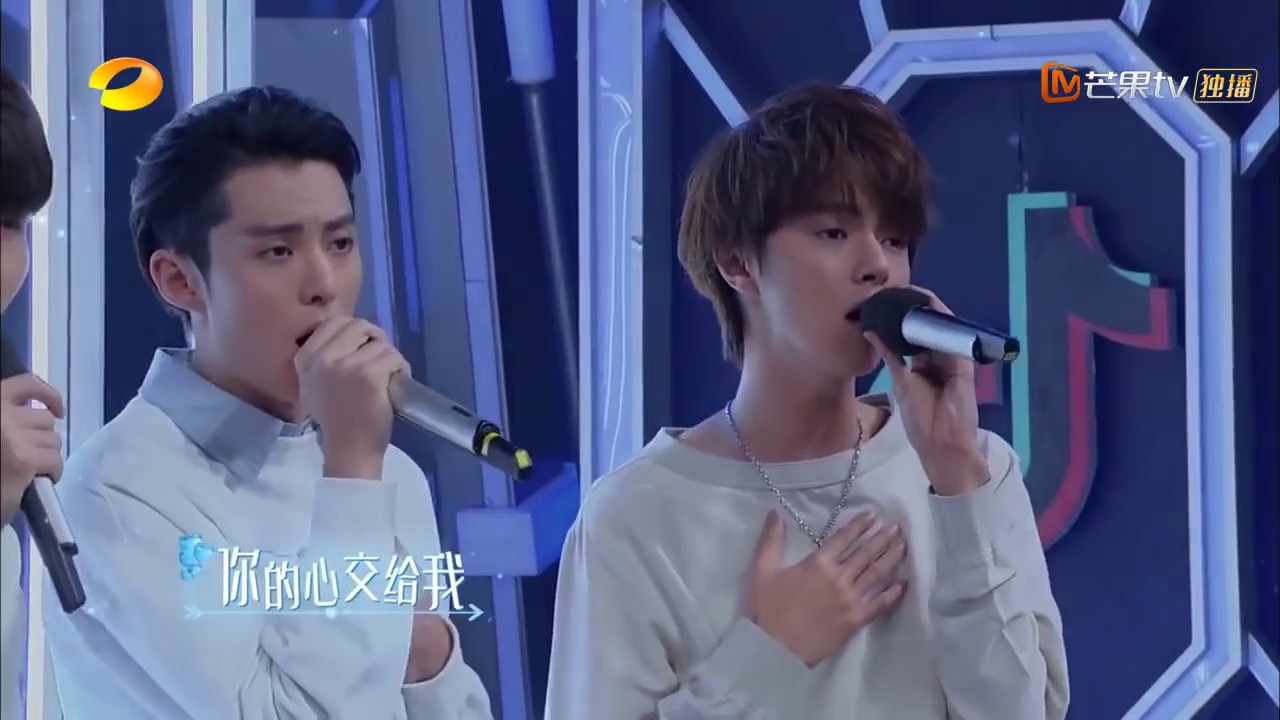 F4 For You Performance Meteor Garden Ost 2018 Without Connor