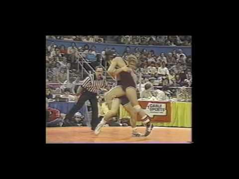Jason Morris HL Judo vs Wrestling