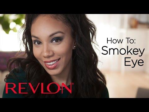 Easy Smokey Eye Tutorial with Alyssa Forever | Revlon