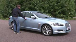 Jaguar XF Saloon review - What Car?