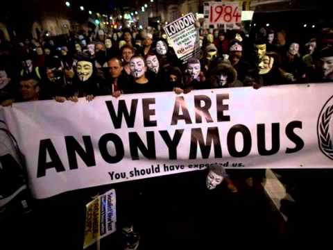 Anonymous - Operation Lockout