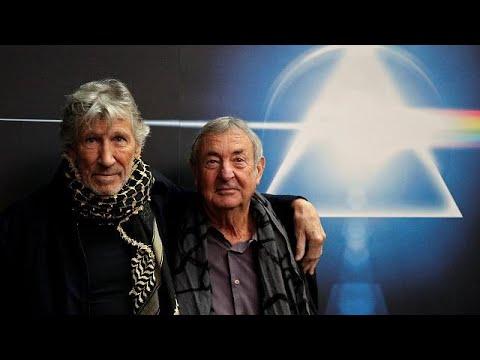 É fã de Pink Floyd  Agora pode ver uma exposição dedicada à banda