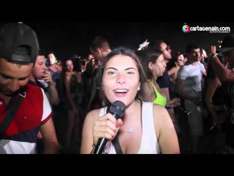 Hardwell DJ Storyland Cartagena 2016
