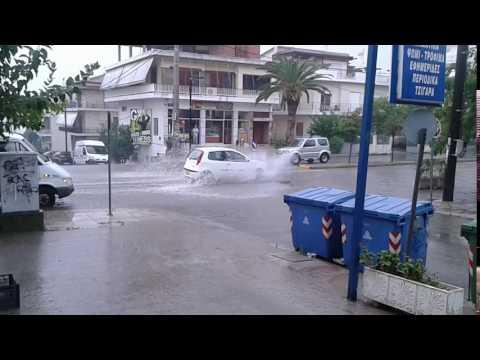 GoLamia.gr : Μπουρίνι στη Λαμία