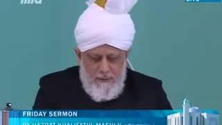 Tamil Translation  Friday Sermon 20th Sep 2013   Islam Ahmadiyya