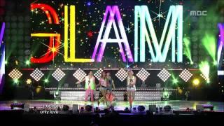 Скачать GLAM Party XXO 글램 파티 XXO Music Core 20120728