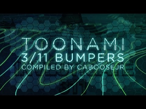 Toonami - March 11th Bumpers (HD 1080p)