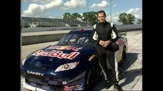 Ben Collins - Red Bull Nascar Testing