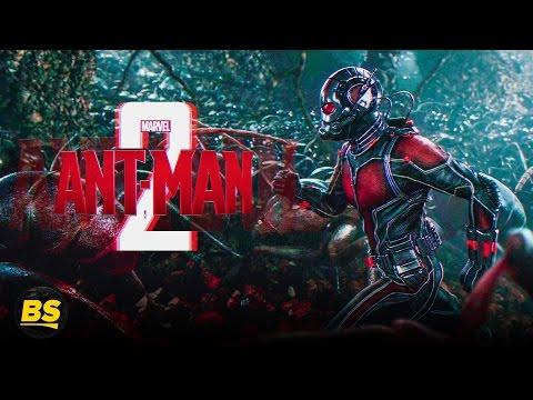 Фильм Человек - Муравей и Оса (Ant-Man) 2018
