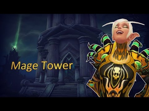 MAGE TOWER MADE EASY (Arcane Mage Tutorial)