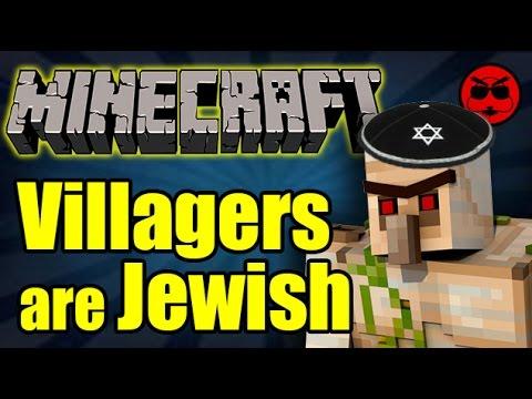 Minecraft: The Villagers' Jewish Origins - Culture Shock