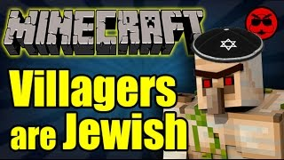 Minecraft: The Villagers' Jewish Origins - Culture Shock