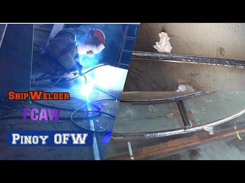 Ship Welder ( Pinoy FCAW Welders in Japan 2020)