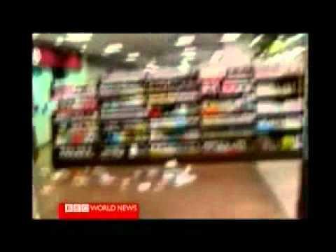 Japan 2011 Earthquake 3 - Science & Footage - BBC World News America 11.03.2011