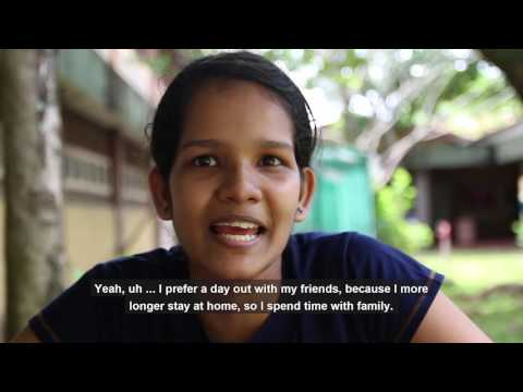 Happiness - Stories from Sri Lanka