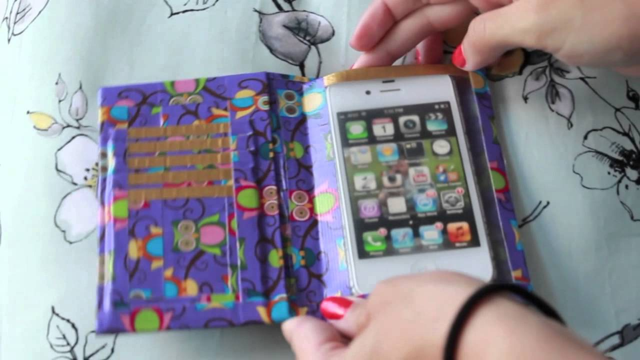 Duct Tape Make Case Iphone
