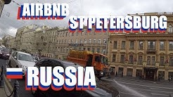 St Petersburg Russia Apartment Tour