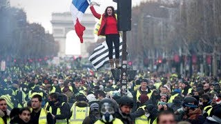 Macron Backs Down, but the New French Revolution is Just Beginning!!!