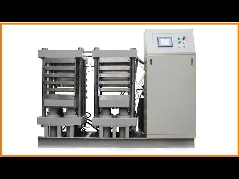 YCY-215D plastic PVC smart ID card lamination machine