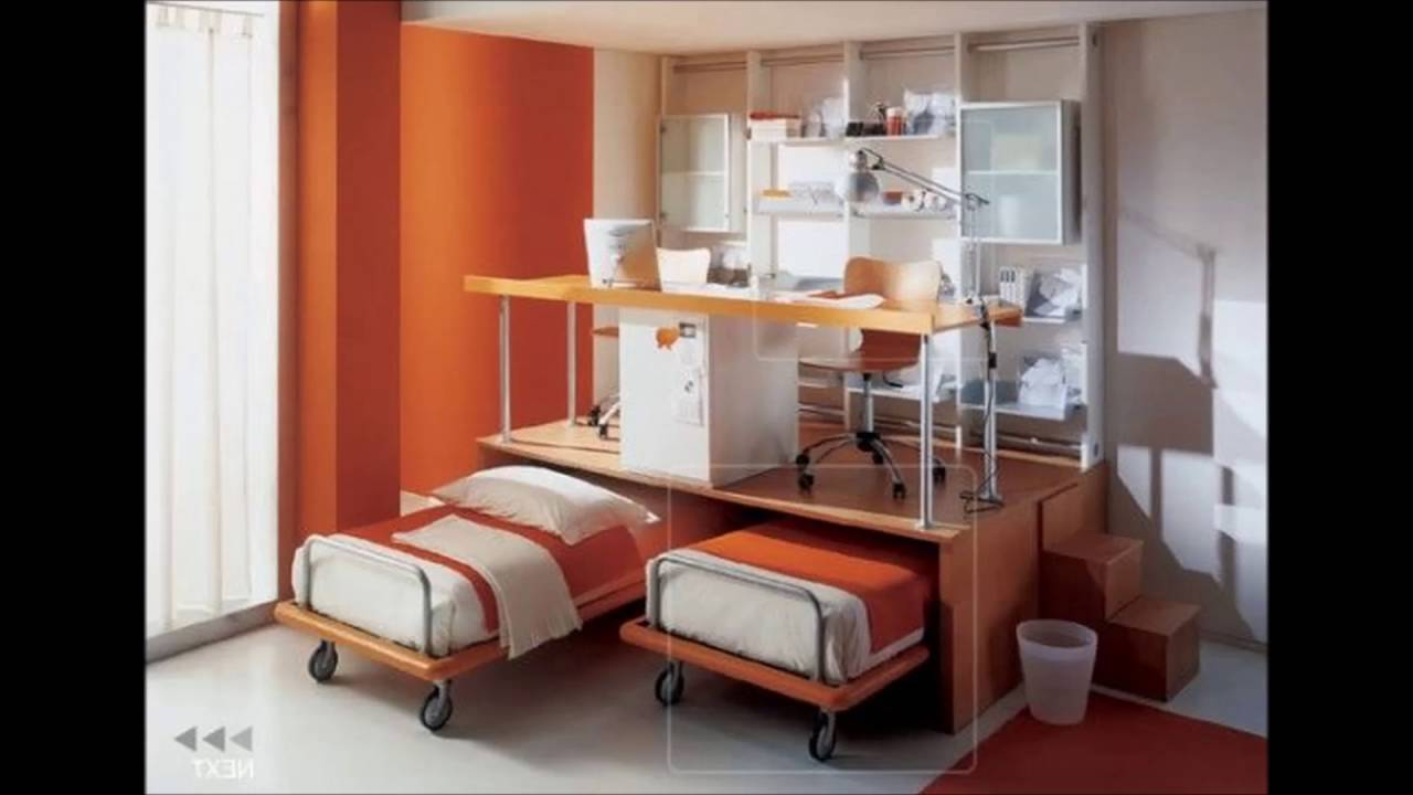 Charmant Fancy Study Room Ideas Furniture Small Floorspace Kids Rooms   YouTube