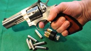 Ruger GP100 .357  - Best Survival Gun - desktop review