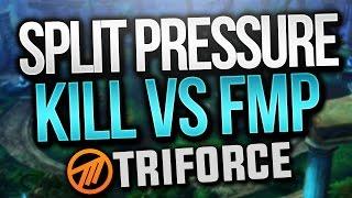 (German w/ subs) LSD VS FMP | SPLIT PRESSURE Commentary with Boetar |  Method Triforce