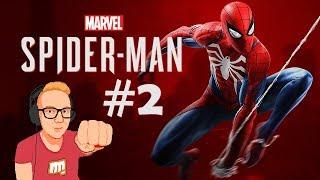 "MARVEL Spider-Man ""Łapka - Fapka"" #2"