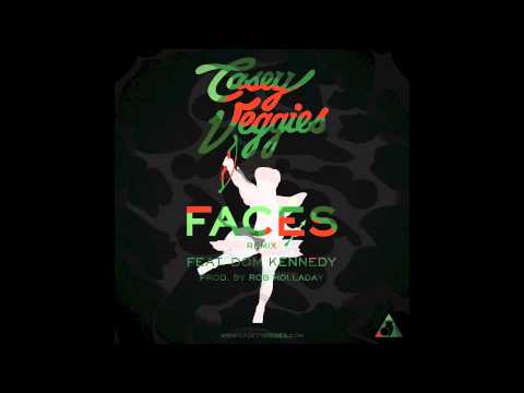 Casey Veggies - Faces Remix Ft. Dom Kennedy (prod. Rob Holladay)