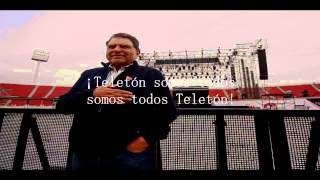 Teleton somos todos - Letra ( FULL HD 1080p )