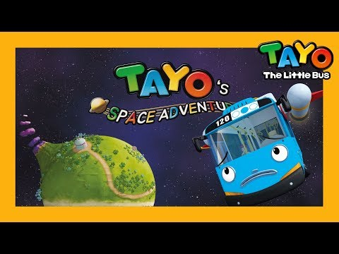 Space Adventure Compilation L Tayo Goes To Space +60 Mins L Tayo The Little Bus