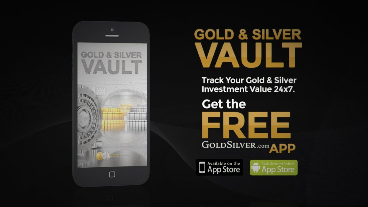 Silver & Gold Vault App - World's Best