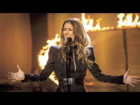 Celine Dion - The Power Of Love - Live Acoustic (Voice Official)