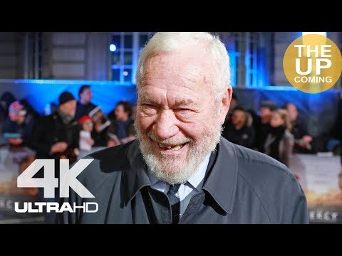 Robin Knox-Johnston interview at The Mercy premiere