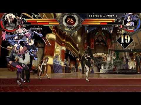 Skullgirls Sets - vs. frozendolfin (PS/SQ/EL) 5/5/16