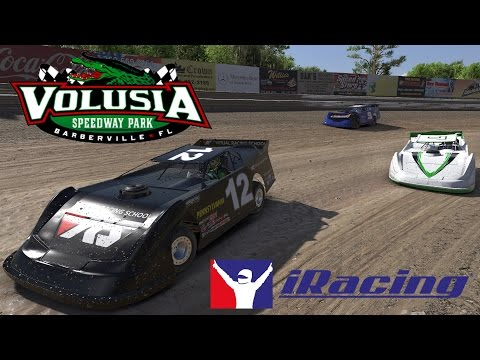 iRacing - Pro Late Model from Volusia Speedway