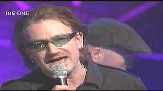 U2 - Falling At Your Feet (The Late Late Show) (2003)