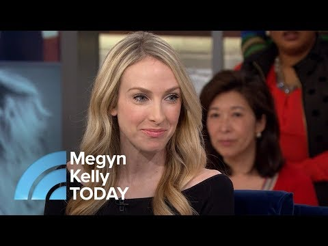 Woman Born With Unusual Birthmark Discovers She Is Her Own Twin   Megyn Kelly TODAY