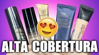 TOP 5 BASES DE MAQUILLAJE DE ALTA COBERTURA  | MARIEBELLE COSMETICS
