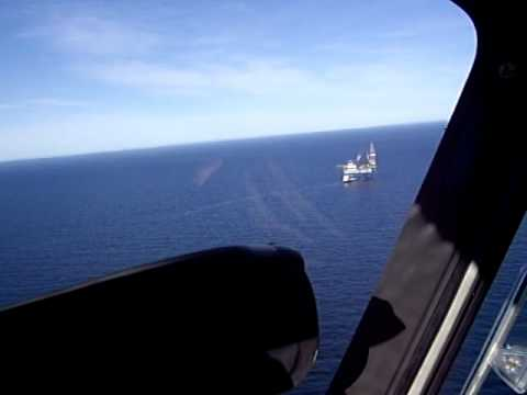 Offshore approach Ldg
