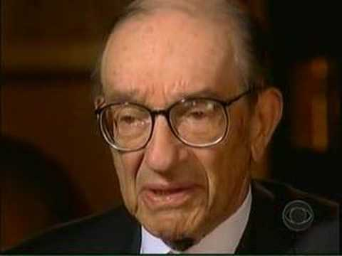 alan greenspan defends himself