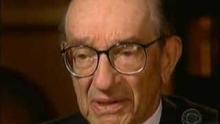 alan greenspan defends himself