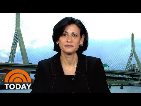 New CDC Director: Work Of Vaccinating 100 Million 'Has Begun Already' | TODAY