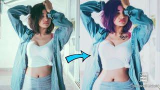|| Amazing Body shape editing on Body editor app try it ||