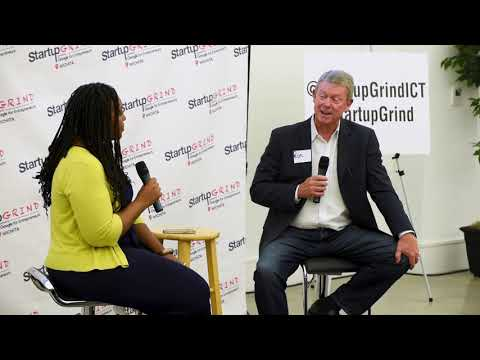 Startup Grind Wichita | Ron Baldwin, CrossFirst Bank