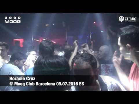 Horacio Cruz @ Moog Club Barcelona 09.07.2016 ES Part 1