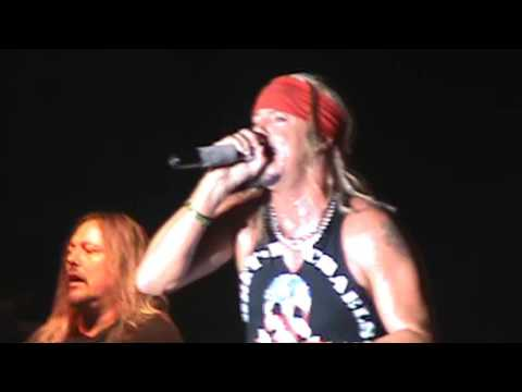 Bret Michaels/ Sweet Home Alabama/Live