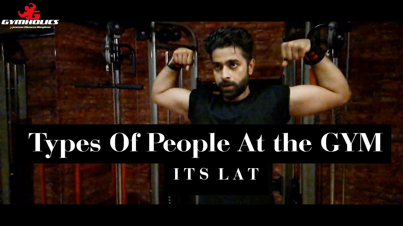 Types Of People At the GYM | Vlog/Skit | The Great Mohammad Ali