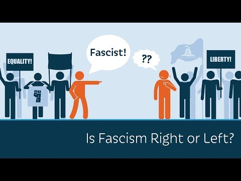 Is Fascism Right Or Left?
