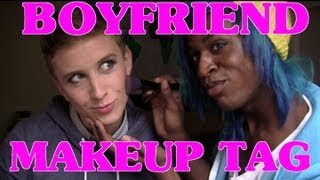 My Boyfriend Does My Makeup | Tyler Oakley