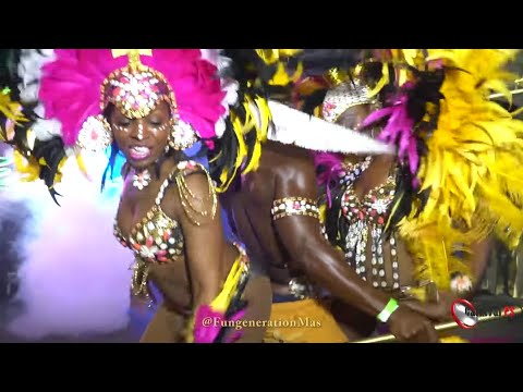 Miami Carnival 2018 Fun Generation costume presentation band launch -[ carnival ps 2018 ]